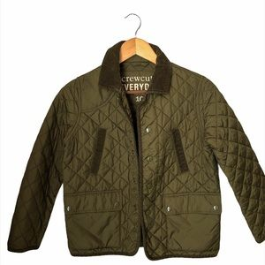 Crewcuts J.Crew Quilted Jacket